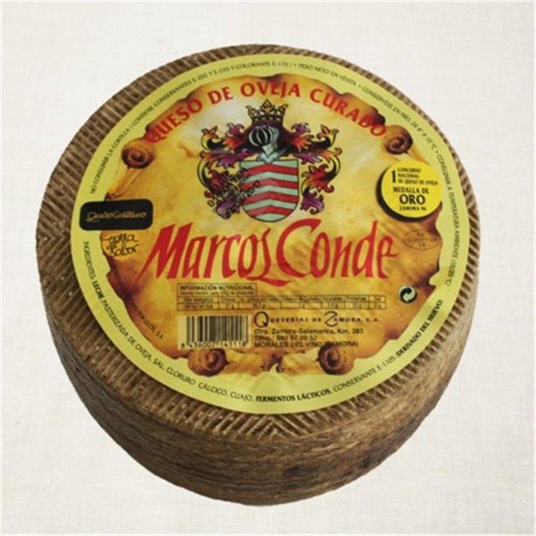 Queso curado Marcos Conde