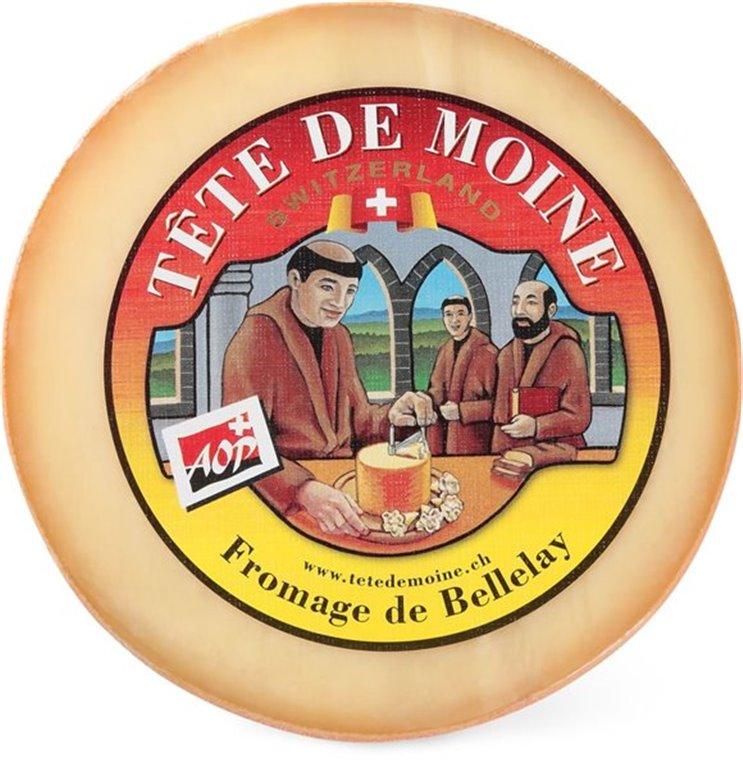 Queso de Bellelay - Tête de Moine
