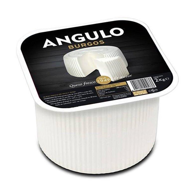Queso de Burgos Angulo, 1 kg