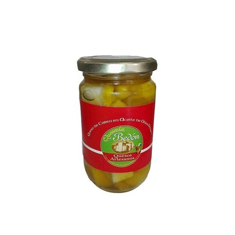 Queso de Cabra Bedon en Aceite de Oliva