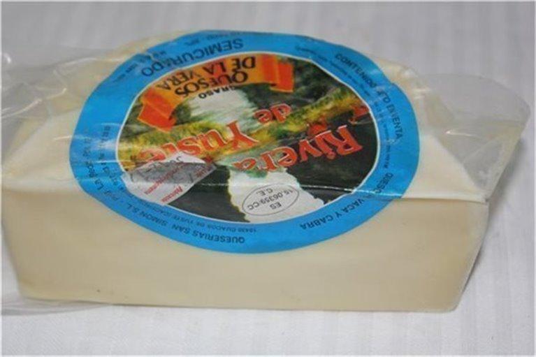 Queso de cabra semicurado 350 gr