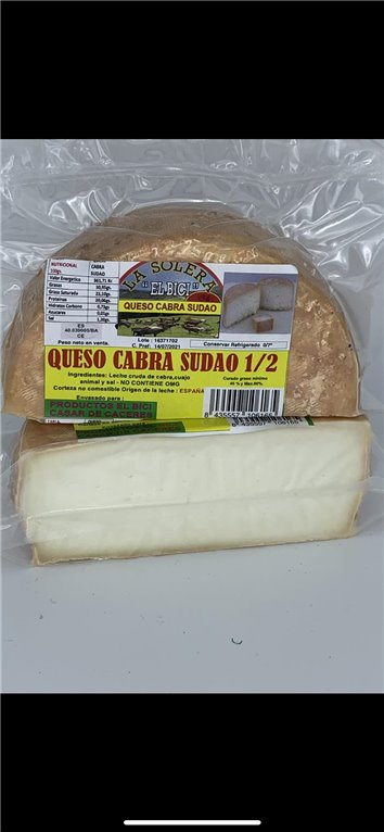 Queso De Cabra Sudao, 450 gr