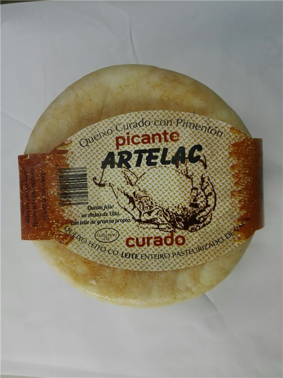 Cured Cow's Milk Cheese