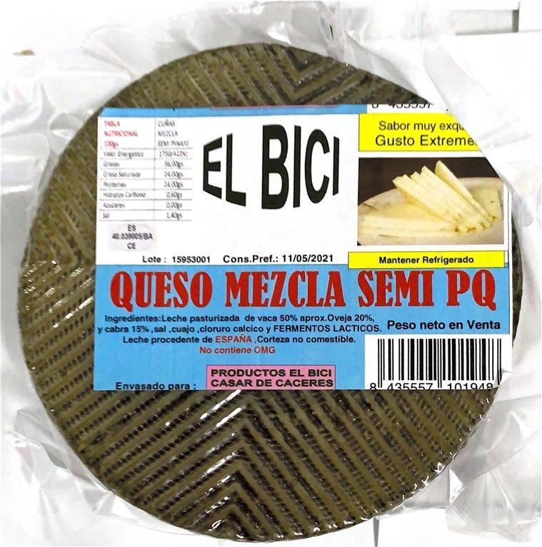Queso De Mezcla Vaca Cabra y Oveja, 1 kg