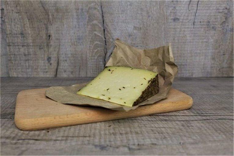 Rosemary sheep's cheese