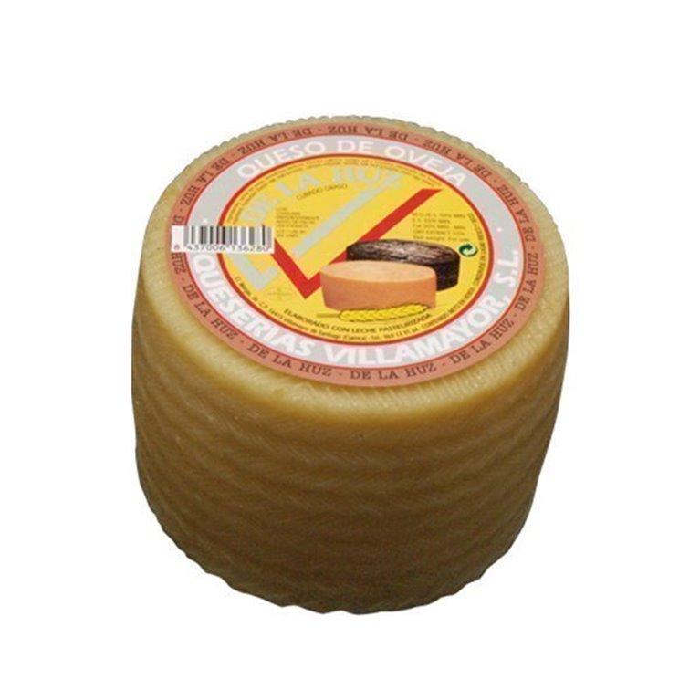 Queso de Oveja De La Huz Oreado Pequeño, 1 ud