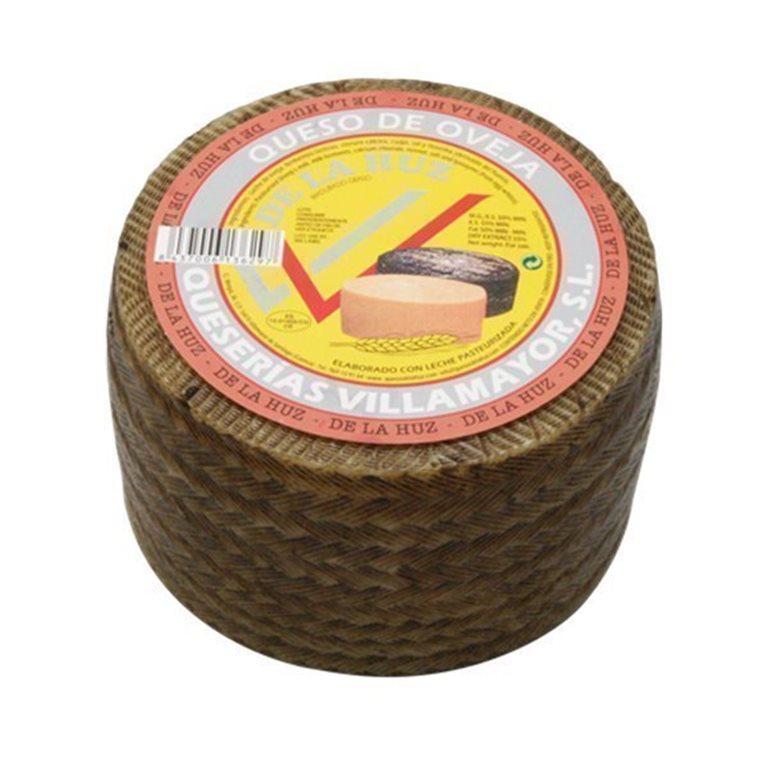 Queso de Oveja De La Huz Semicurado Mediano, 1 ud