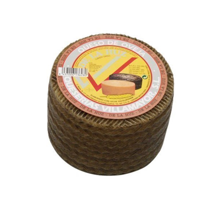 Queso de Oveja De La Huz Semicurado Pequeño, 1 ud