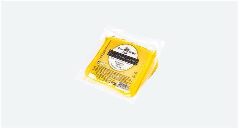 Queso de Oveja de Leche Cruda Viejo Torremilano en aceite de oliva virgen extra