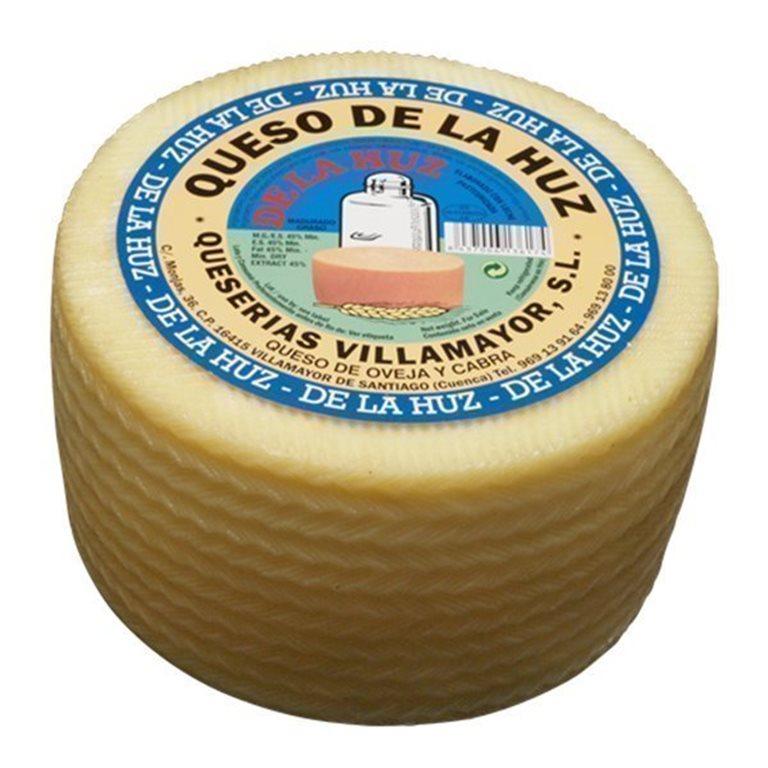 Queso de Oveja y Cabra De La Huz Oreado Grande, 1 ud