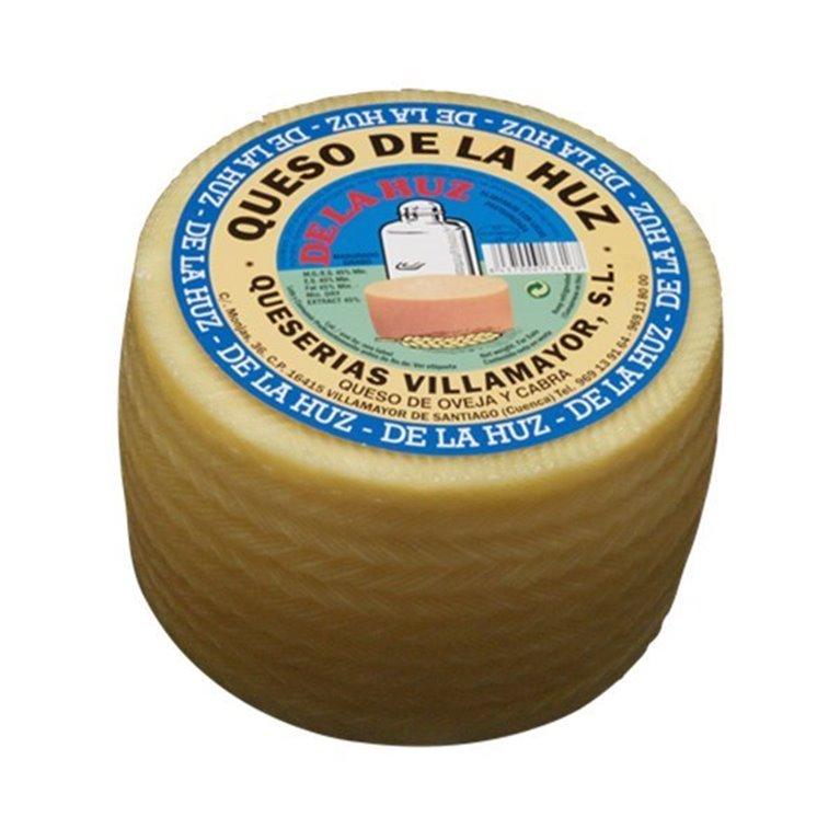 Queso de Oveja y Cabra De La Huz Oreado Mediano, 1 ud