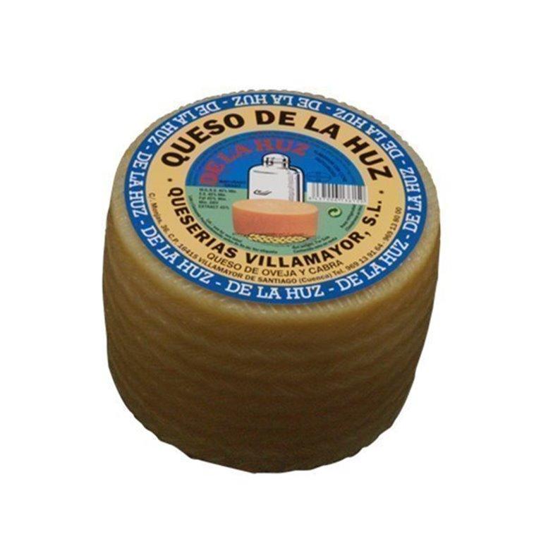Queso de Oveja y Cabra De La Huz Oreado Pequeño, 1 ud