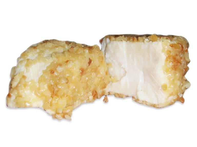 Queso Ecológico de Cabra Miel y Almendra, 400 gr