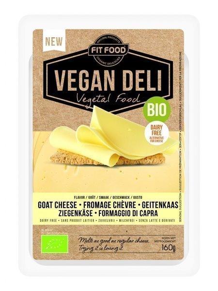 Queso goat Cheese Vegan Deli