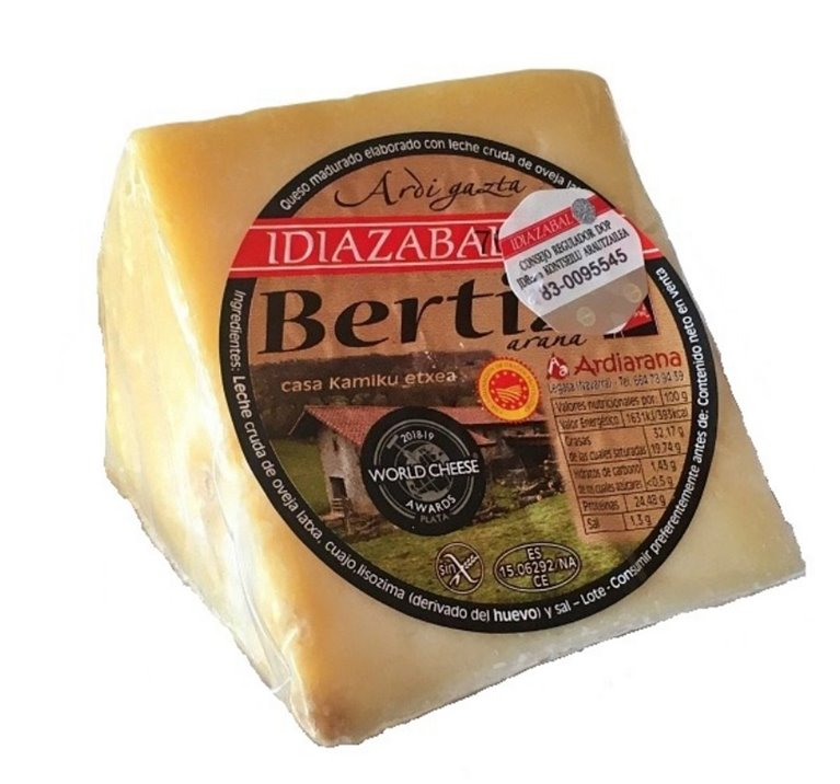 Idiazabal cheese 250gr