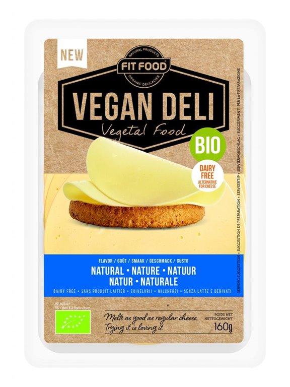 Queso Natural Vegan Deli, 1 ud