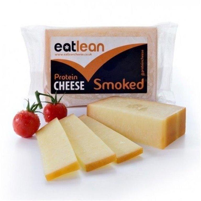 Queso Proteico Ahumado – Eatlean