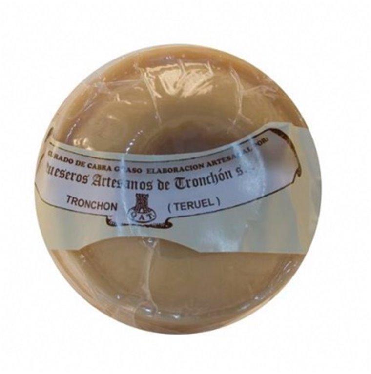 Queso Tronchon Cabra Semicurado, 1 ud