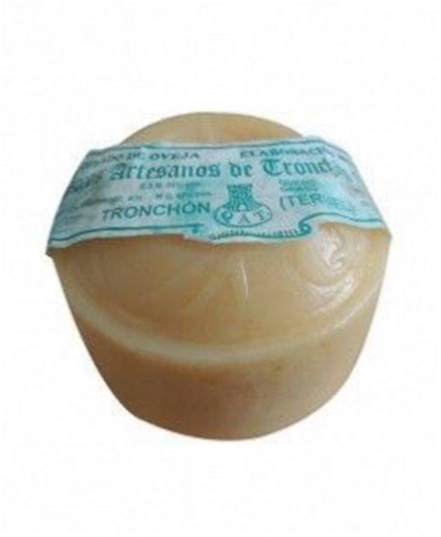 Queso Tronchon Oveja Semicurado, 1 ud