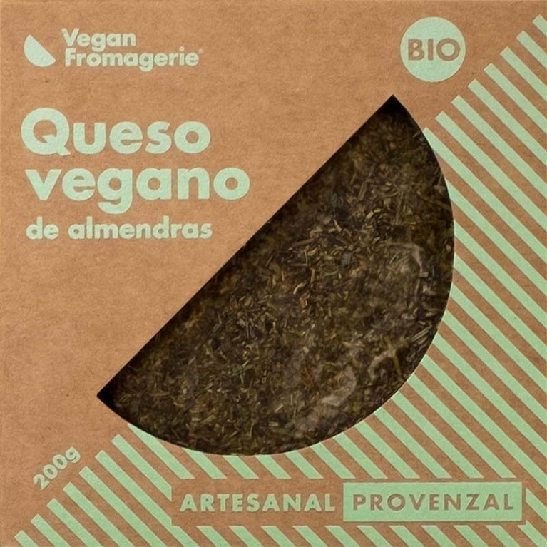 Queso vegano BIO PROVENZAL, 1 ud