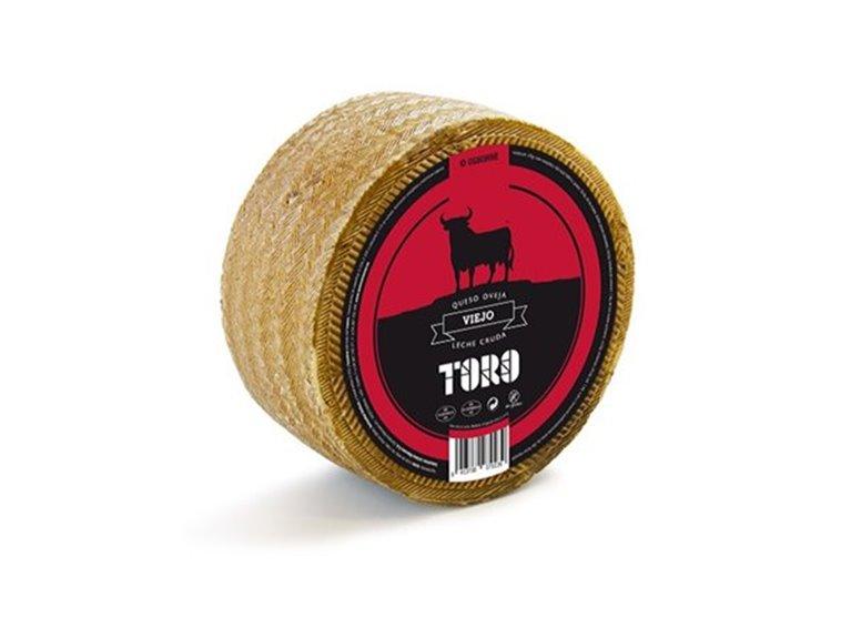 Queso Viejo de Oveja Leche Cruda Toro 3kg, 1 ud