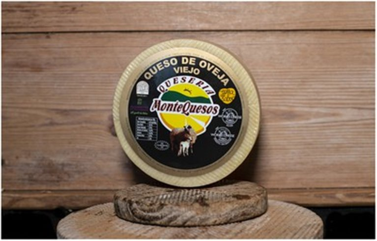 Montequesos Old Sheep Cheese