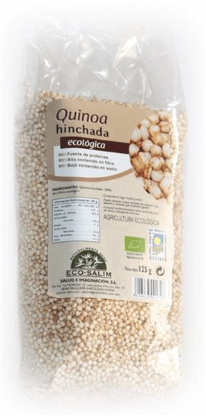 Quinoa hinchada