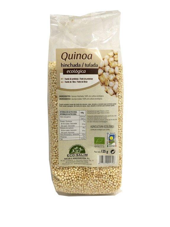 Quinoa Hinchada Bio 125g, 1 ud