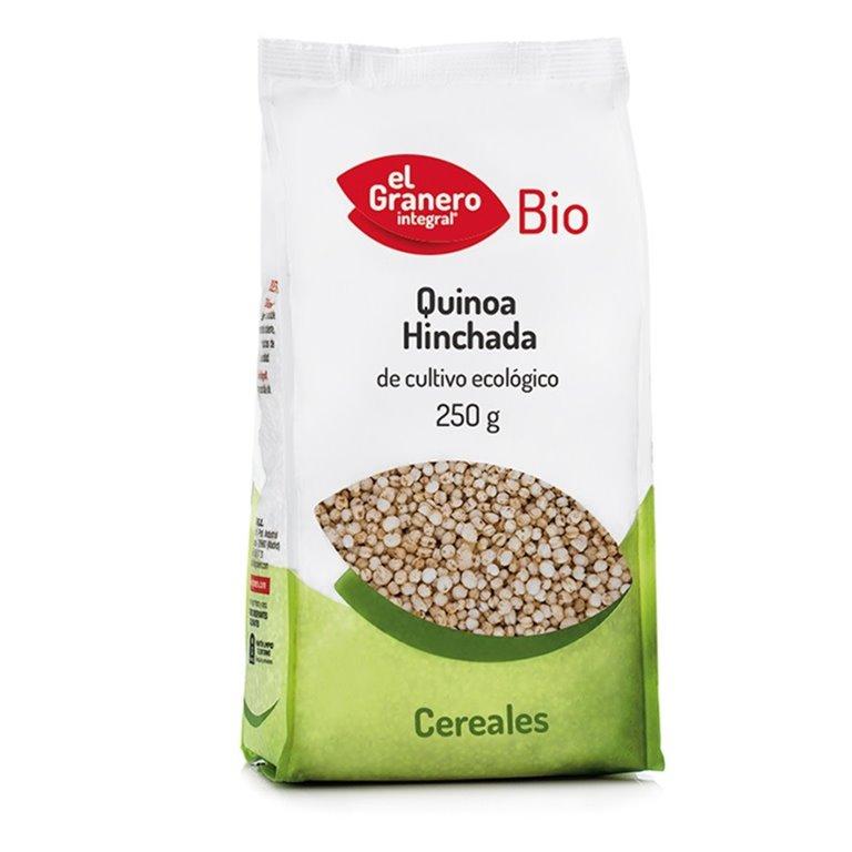 Quinoa Hinchada Bio 250g