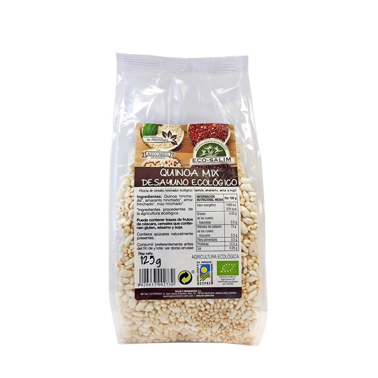 Quinoa Mix Desayuno Bio 125g