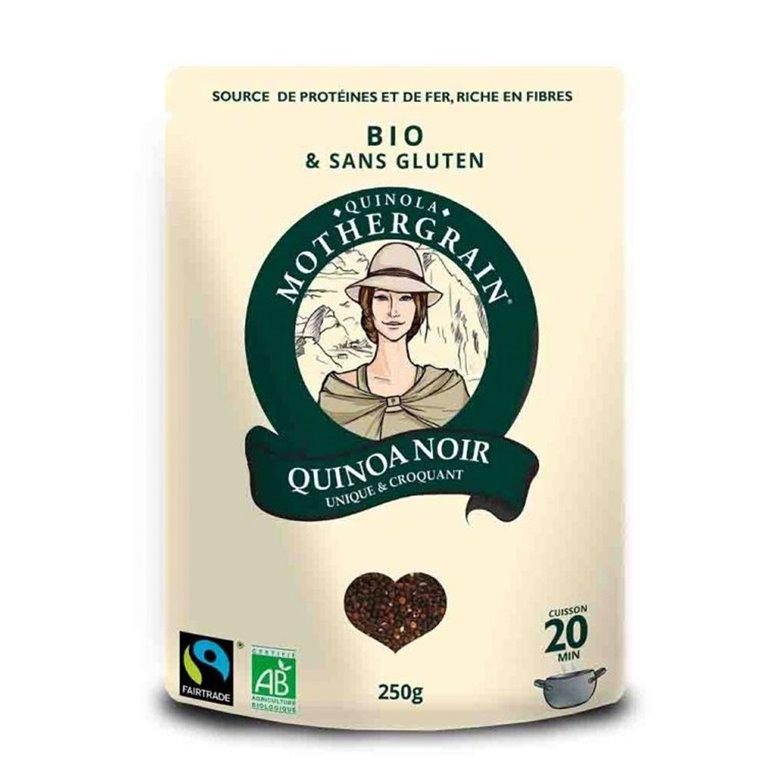 Quinoa Negra Bio 250gr. Quinola. 8un, 1 ud