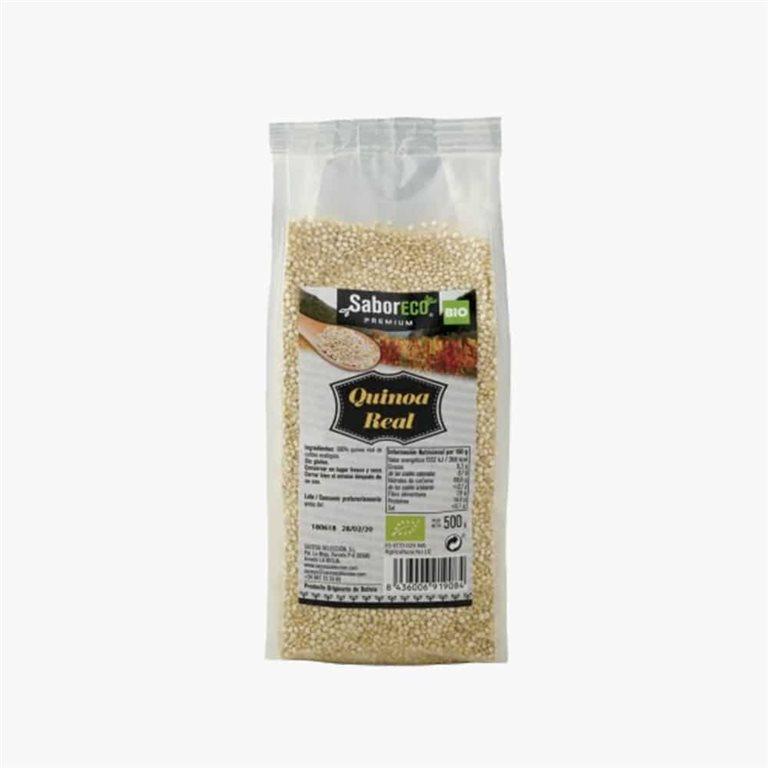 Quinoa Real 500g SaborEco