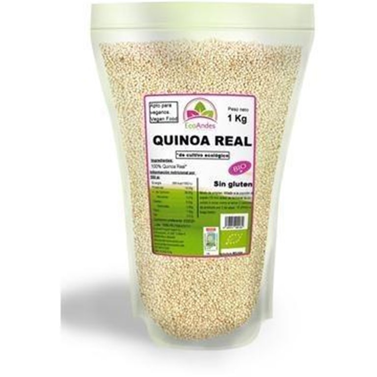 Quinoa Real Bio 10kg, 1 ud