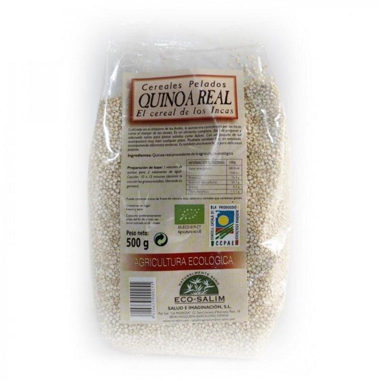 Quinoa Real Bio 250g, 1 ud