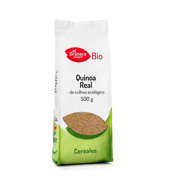 Quinoa Real en Grano Bio 500g