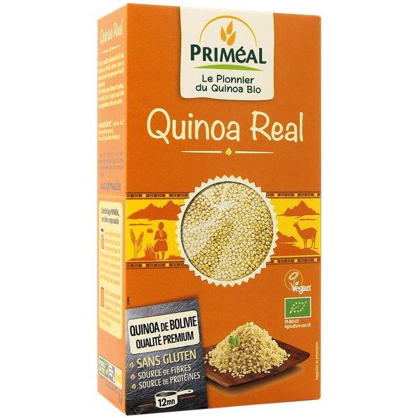 Quinoa Real Bio 500g