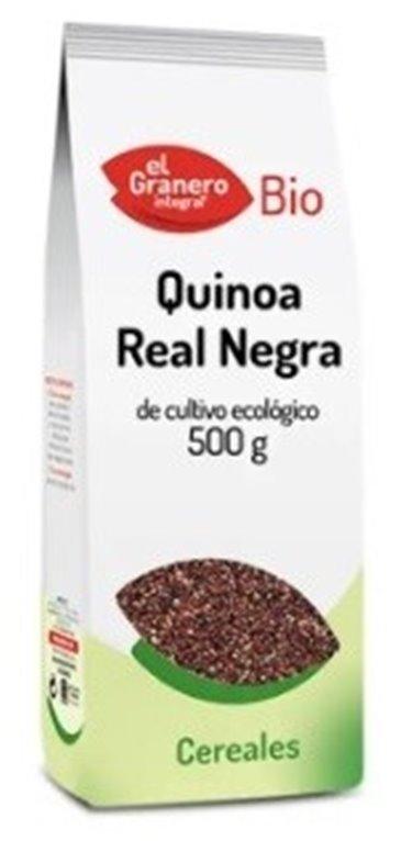 Quinoa Real Negra Bio 500g
