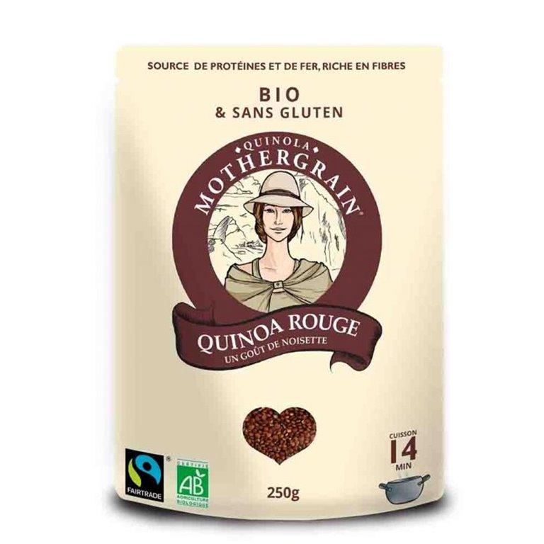 Quinoa Roja Bio 250gr. Quinola. 8un, 1 ud