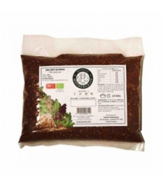 Quinoa Roja Bio Granel 2kg. Quinola. 3un