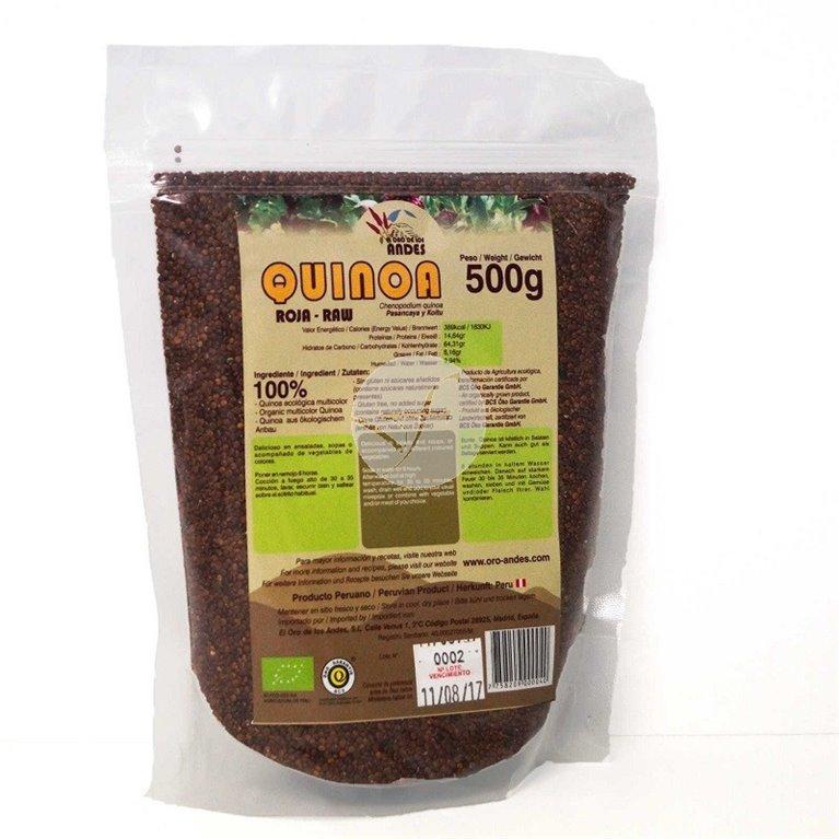 Quinoa roja ecor, 1 ud