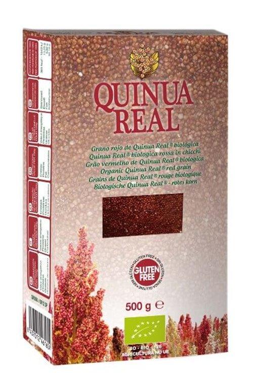 Quinoa Roja Quinua Real, 500 gr