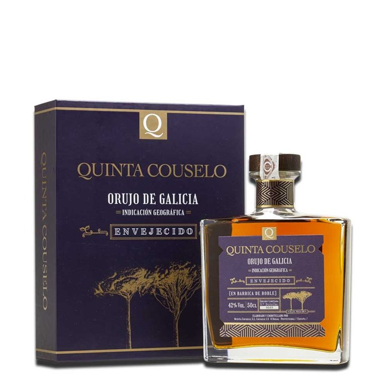 QUINTA COUSELOAGED 15 YEARS