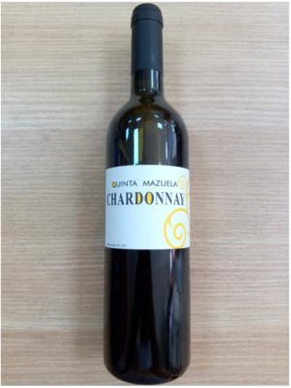 Quinta Mazuela Chardonnay, 1 ud