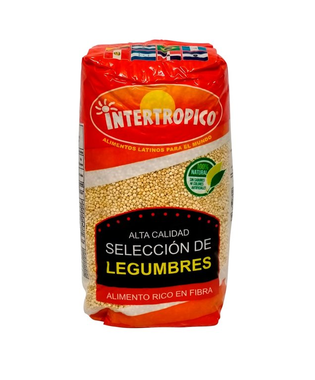 QUINUA INTERTROPICO 500 GR