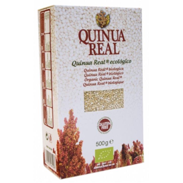 Grano de Quinoa Real Bio Fairtrade 500g