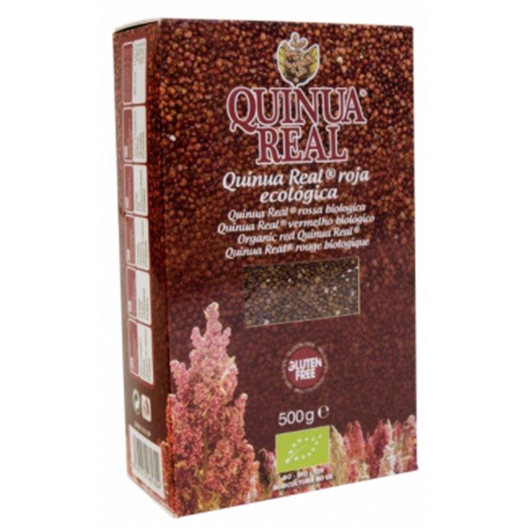 Quinua Real Roja Bio Fairtrade 500g, 1 ud