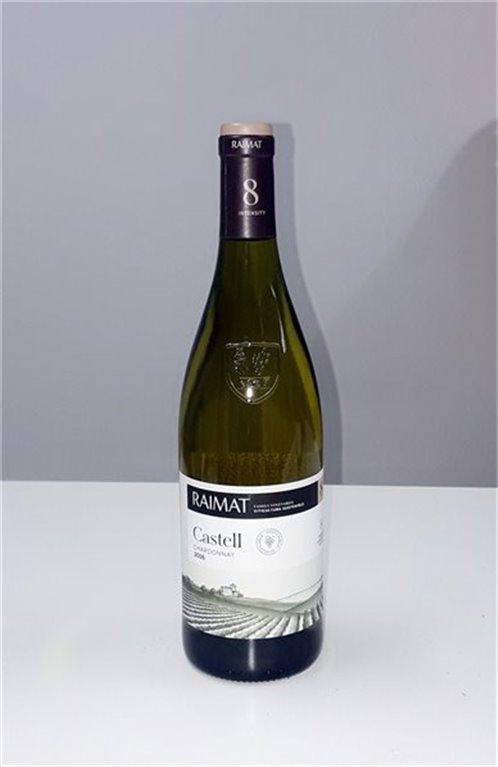 RAIMAT CASTELL Chardonnay Blanco 2016, 0,75 l