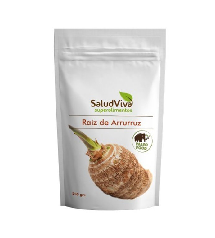 Raíz de Arrurruz Bio 250g