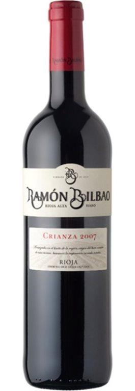 Ramón Bilbao Crianza 2015, 1 ud