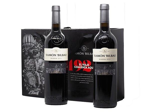 Ramón Bilbao Reserva Estuche 2 botellas